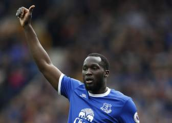 Five things on Romelu Lukaku