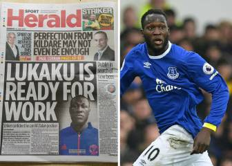 Irish paper mistakes Stormzy for Lukaku in major gaffe