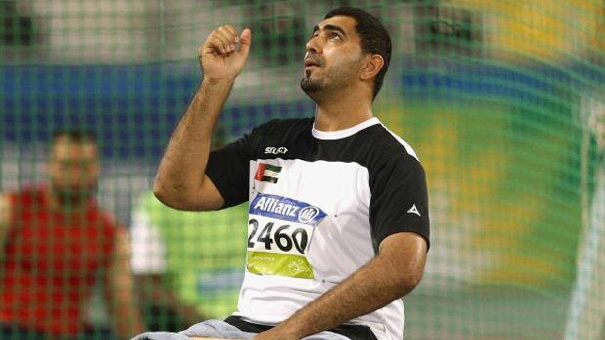 Emirati para-athlete dies in World Championships training accident