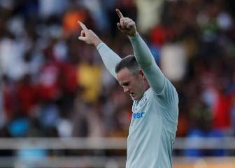 Rooney hits the sweet spot for Toffees in Tanzania