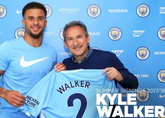 City switch thrills Walker