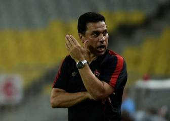 Egypt coach sanctioned in Qatar footballing dispute
