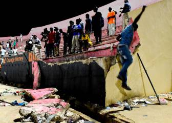 Tragedy in Dakar as eight die in cup final stadium crush