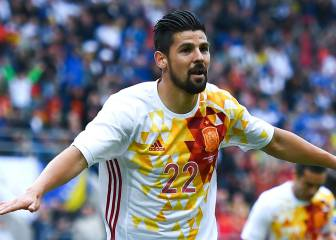 LaLiga return for Nolito after Manchester