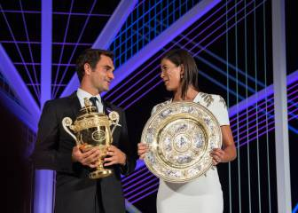 Wimbledon champions' dinner in pictures