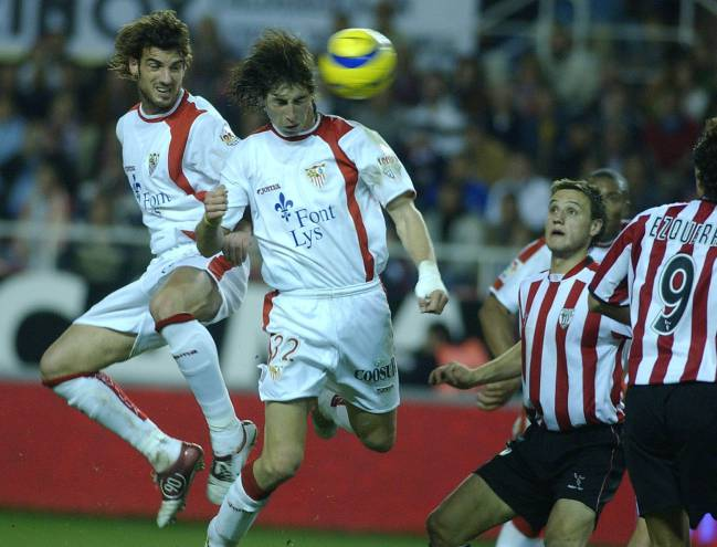 Back in the day: Sevilla vs Athletic Bilbao | Sergio Ramos moved from right-back to one of the top central defenders