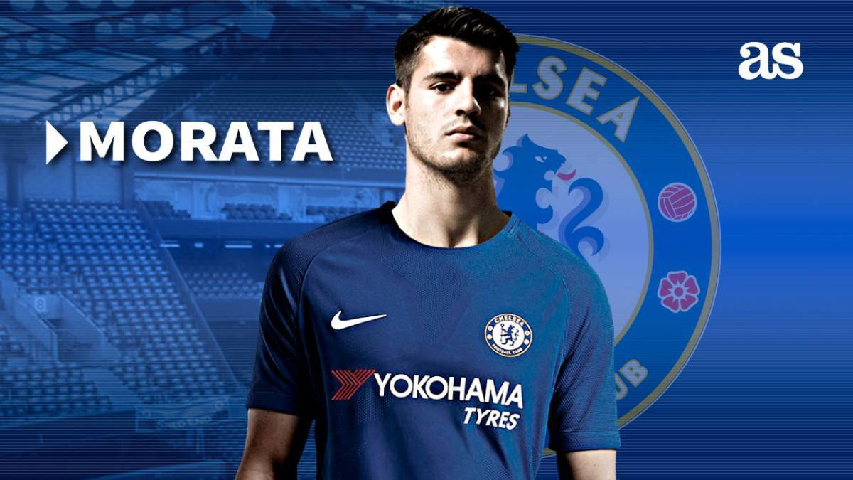 Morata | The Premier League and LaLiga clubs have confirmed that they have agree terms for a transfer that will see Álvaro Morata move to Stamford Bridge.