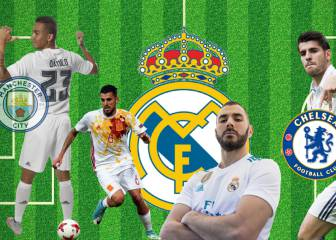 Real Madrid round-up: Morata, Benzema, Danilo, Ceballos