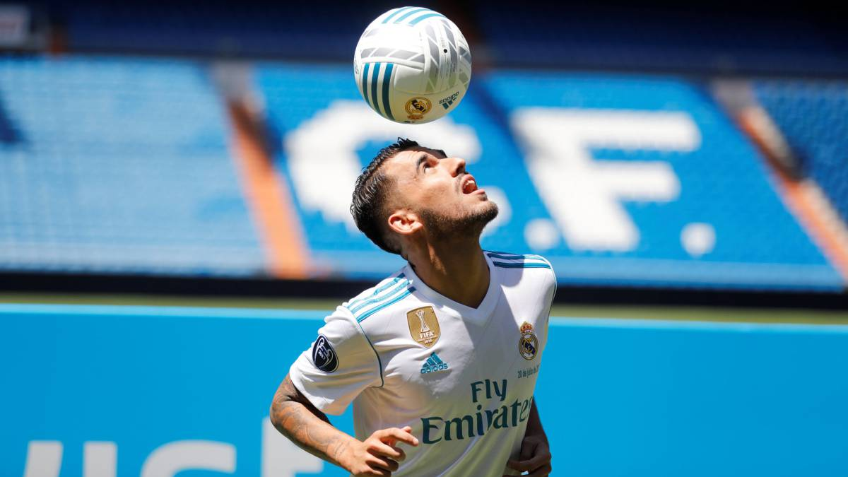 "Dani Ceballos: ""I couldn't say no to Real Madrid"""