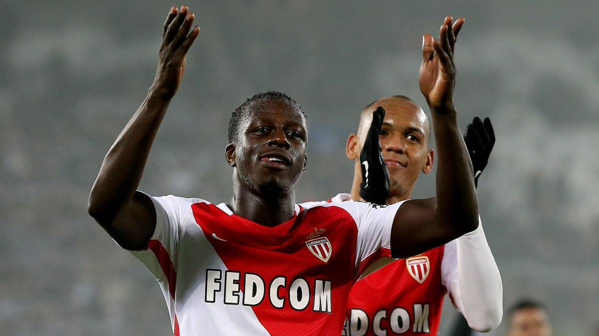 Man City set to sign Benjamin Mendy for €50m from AS Monaco