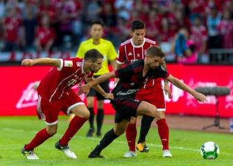 AC Milan batter Bayern in China