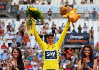 Froome on brink of fourth Tour de France triumph