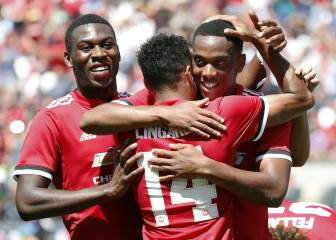 Man United see off Real Madrid on penalties in Santa Clara