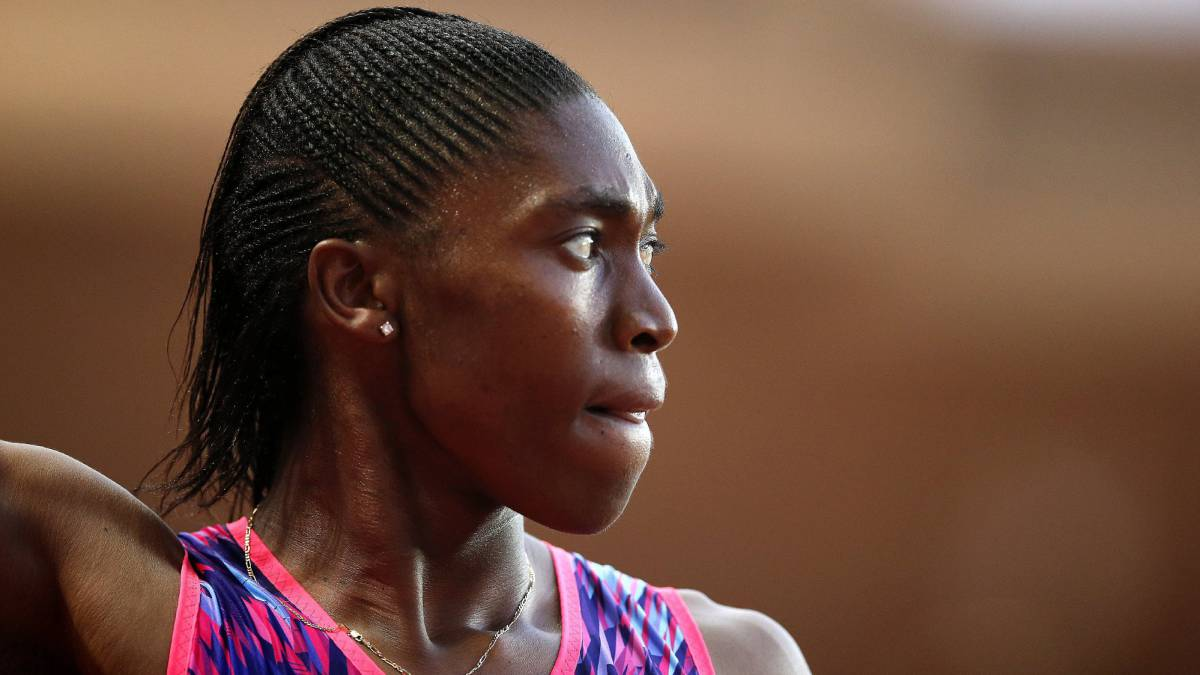 Semenya aiming for golden double at London worlds