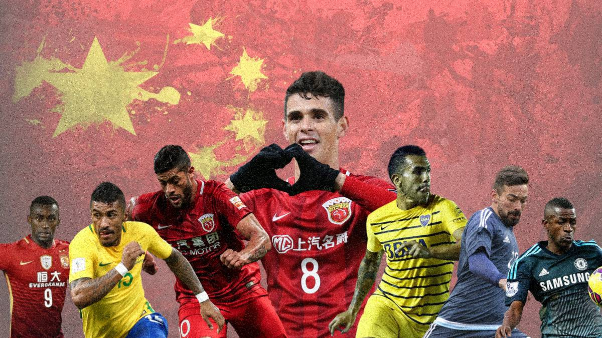The Chinese Football Federation announced that 18 clubs across the top three divisions are experiencing issues in paying their players.