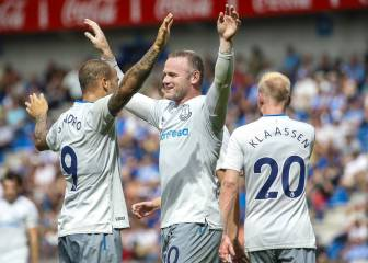 Rooney relishing