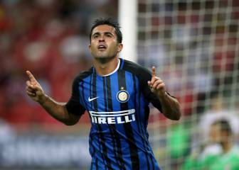 Eder double sees Inter Milan beat Bayern Munich