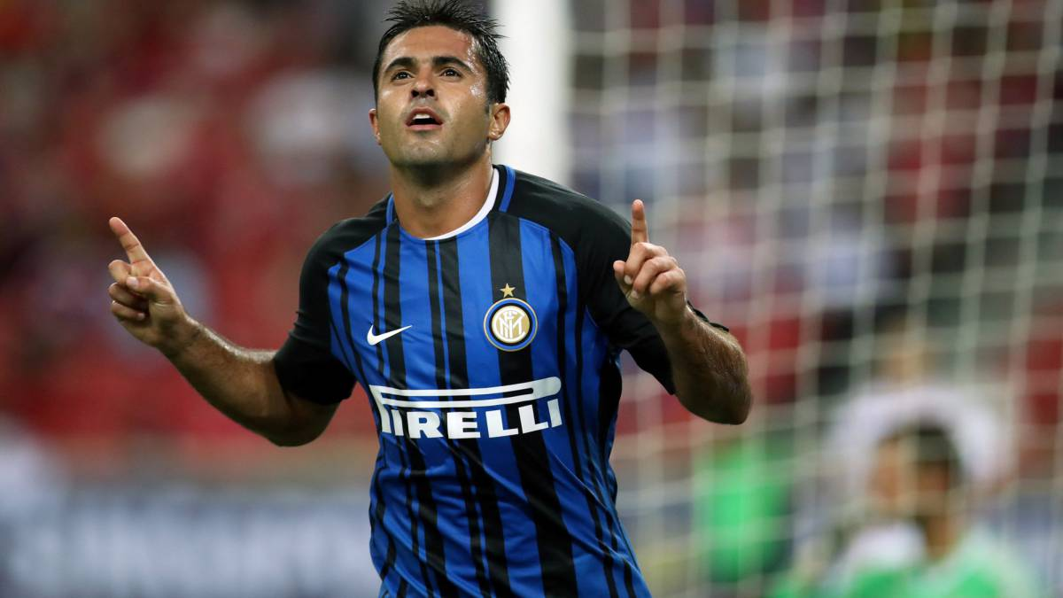 Bayern Munich 0-2 Inter: Eder scores twice as Italians win