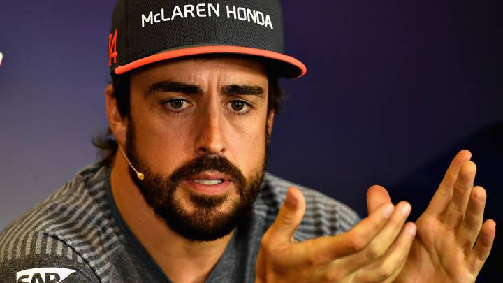 Fernando Alonso eyes chance for McLaren in Budapest