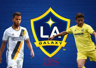 Struggling LA Galaxy sign up Jonathan Dos Santos