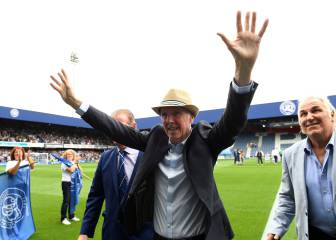 QPR, Bournemouth, fans and friends stand up for Stan Bowles
