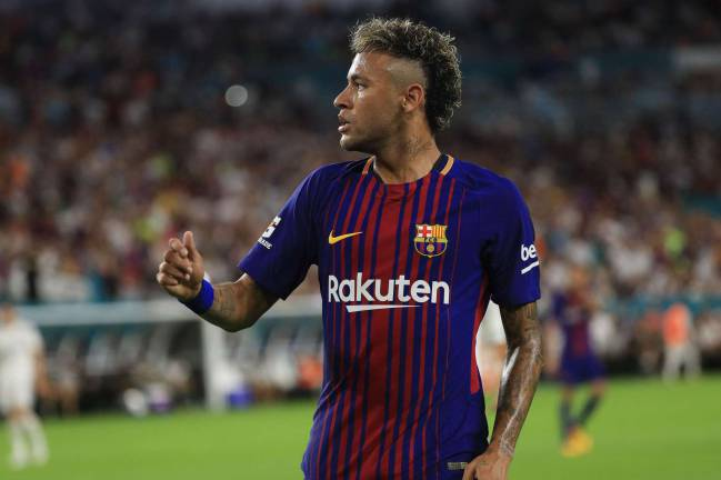 LaLiga President Javier Tebas reiterated his intention to report PSG to UEFA over their attempts to sign Neymar, which he deems to be in breach of FFP.