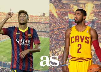 Neymar and Kyrie: coming-of-age summer sagas