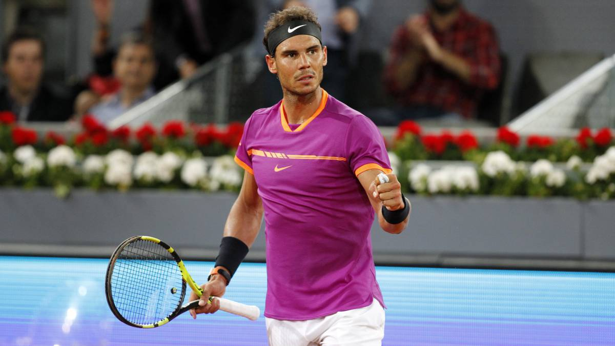 "Nadal: ""I'm not thinking about number one but if it comes, great"""