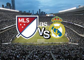 MLS All-Stars vs Real Madrid: live online