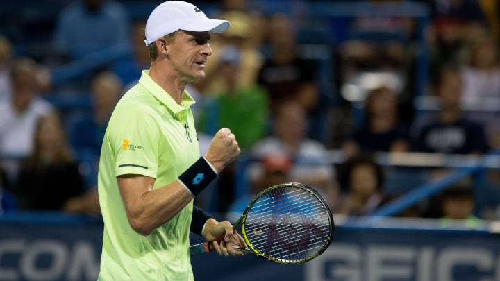 Anderson topples Thiem, Nishikori advances