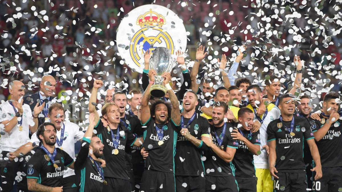 85e9a89726c Real Madrid 2-1 Manchester United  2017 UEFA Super Cup match report ...