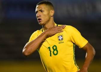 Watford reel in Richarlison