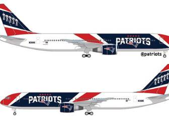 Patriots become first NFL team to purchase their own aircraft