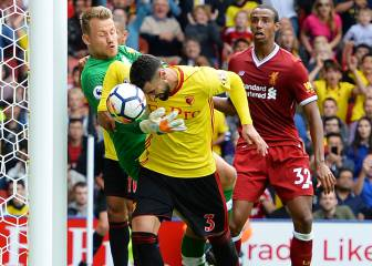 Dire defending denies Liverpool opening day win at Watford