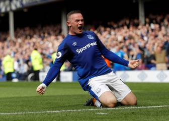 Rooney sends Goodison into ecstasy with dream return