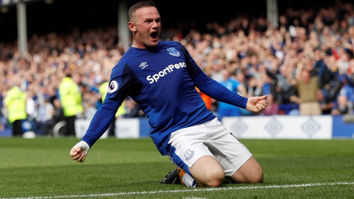Wayne Rooney sends Goodison into ecstasy with dream return