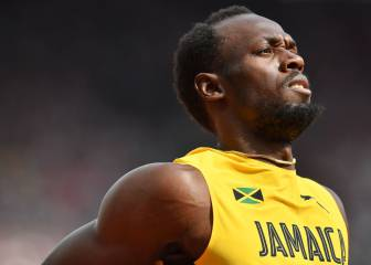Bolt feeds off energy to take Jamaica into relay final