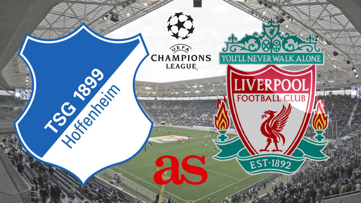 Hoffenheim - Liverpool Champions League playoff: how and where to watch: times, TV, online