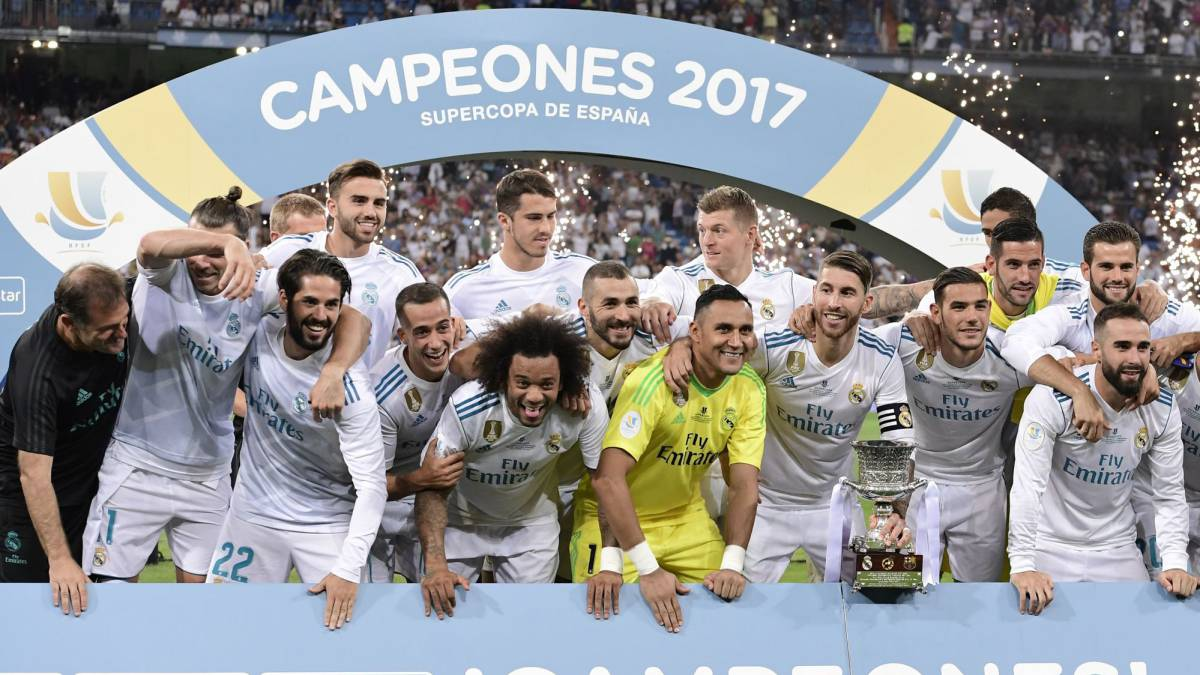 Real Madrid 2 - 0 Barcelona  as it happened 9a7552341