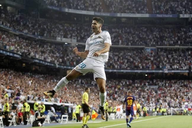 9fa283c00 Real Madrid 2 - 0 Barcelona  as it happened