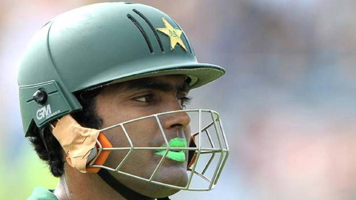 Umar Akmal hits out at national coach Mickey Arthur
