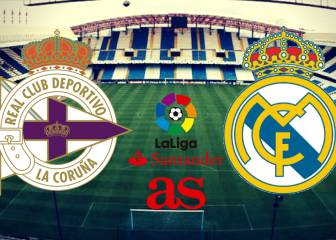 Deportivo - Real Madrid: how and where to watch