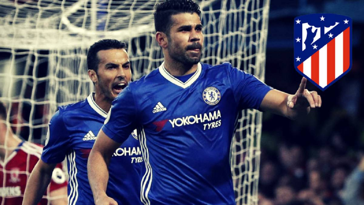 Atlético Madrid and Chelsea agree fee for Diego Costa - reports