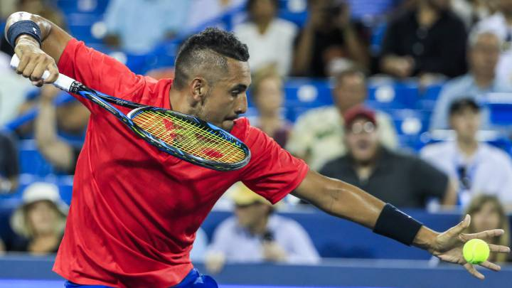 Kyrgios hammers Nadal in Cincinnati to reach semifinals