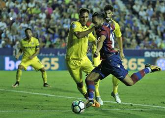 Late Morales penalty secures three points for Levante
