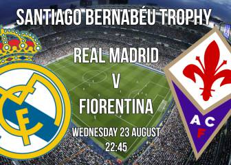 Real Madrid - Fiorentina: how and where to watch