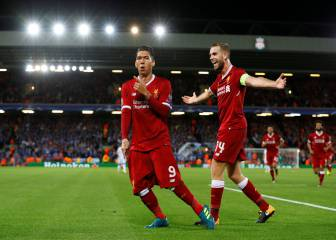 Liverpool stun Hoffenheim with early flurry