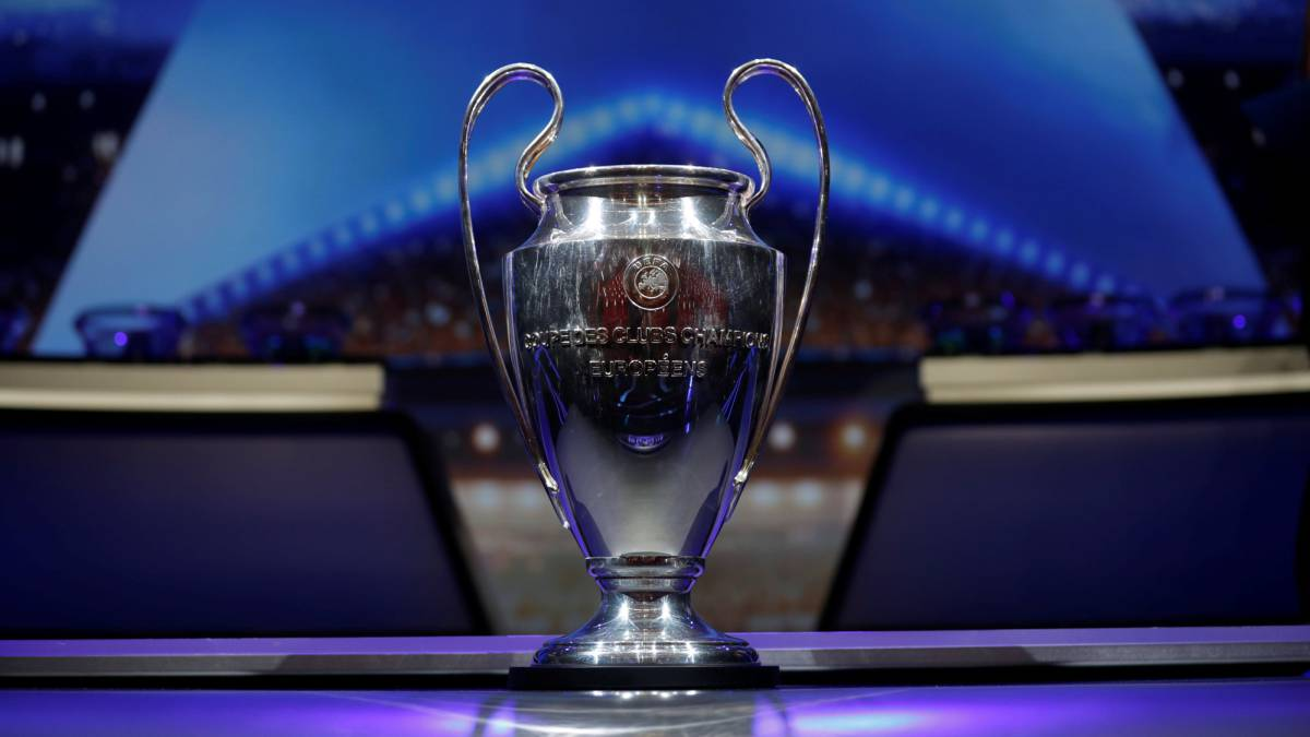 UEFA Champions League group stage draw, as it happened