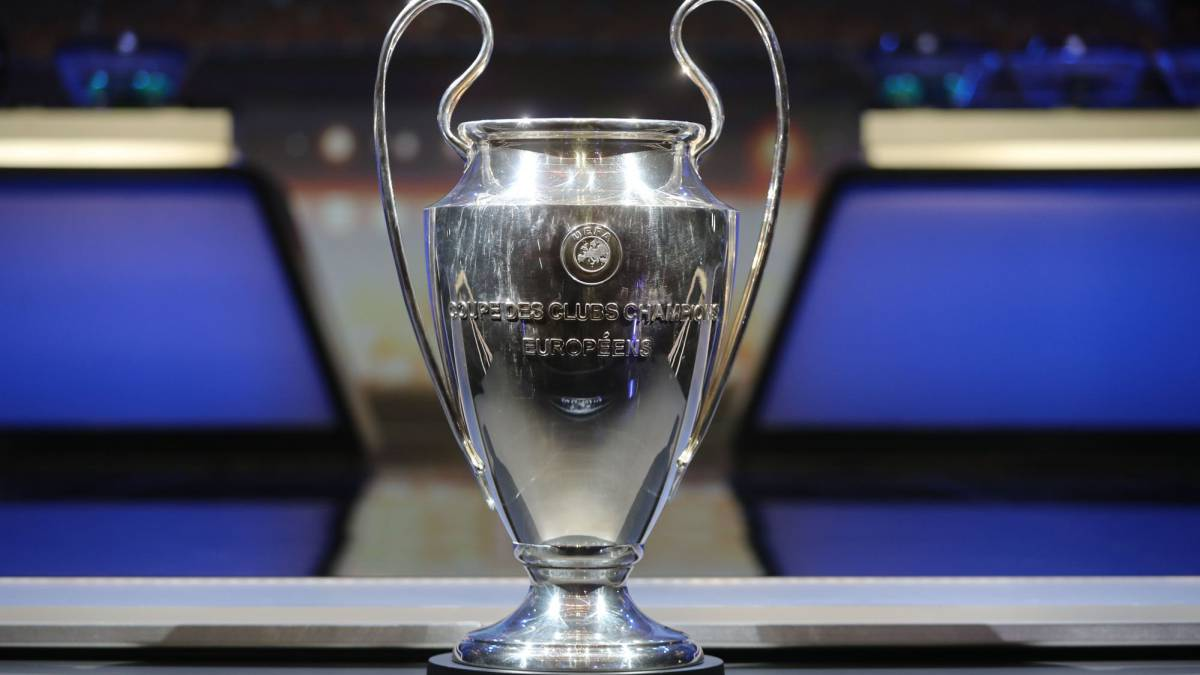 Champions League 2017/18 matchday dates confirmed