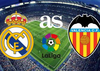 Real Madrid vs Valencia: how and where to watch